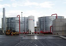 Marstel Bulk Liquids Terminal Coode Island