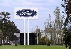 Ford Paint Shop Broadmeadows