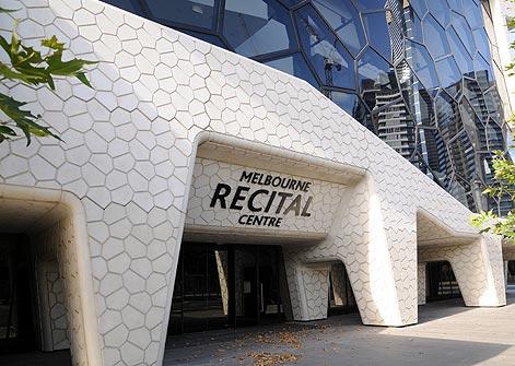 Melbourne Recital Centre Tapas Bar