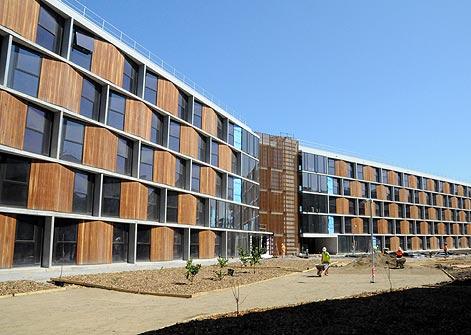 Monash University NRAS Student Accommodation: Clayton