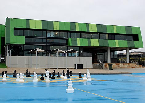 Mount Scopus College extension