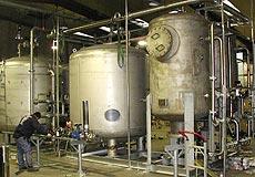 Schweppes Filter Plant