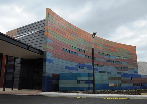 Sunshine Hospital: Radiology Building
