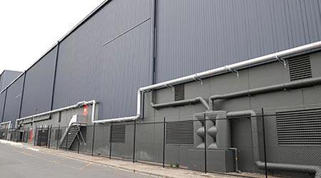 CSR Board Manufacturing Facility – Yarraville